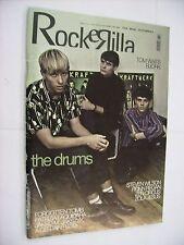 ROCKERILLA #374 - THE DRUMS - STEVEN WILSON - ZEN CIRCUS - PATRIZIA LAQUIDARA