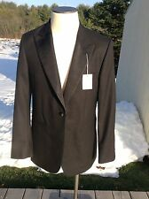 NWT Charles Tyrwhitt Classic Fit Dinner Occasion White Label Blazer 40L Black