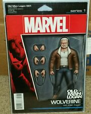 Old man logan action figure variant