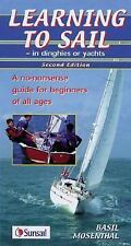 Learning to Sail by Basil Mosenthal (2004, Paperback)
