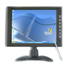 "10.4"" inch AV VGA touchscreen monitor touch screen LCD"