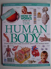 2013  BOOK OF THE HUMAN BODY   EVERYTHING YOU NEED TO KNOW ABOUT THE HUMAN BODY