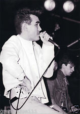 MORRISEY PHOTO 1984 UNIQUE UNRELEASED IMAGE EXCLUSIVE 12 INCHES LONDON GEM B&W