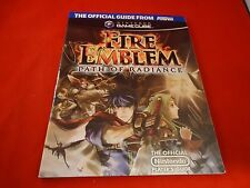 Fire Emblem Path of Radiance Nintendo Gamecube Strategy Guide Player's Hint Book
