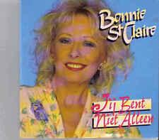 Bonnie St Claire-Jij Bent Niet Alleen cd single