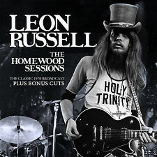 LEON RUSSELL New 2016 UNRELEASED 1970 LIVE LOS ANGELES & MORE CONCERT CD