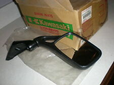 New NOS Genuine Kawasaki Right Mirror ZX 1000 Ninja 86-87 56001-1308