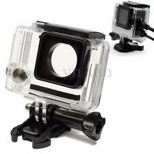 Side Open Hole Skeleton Protective Case Cover Mount For GoPro HD Hero 4 Camera