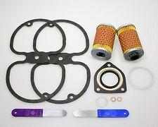 BMW R100GS Ölfilter Ventildeckeldichtungen Ventillehren Fühlerlehren Inspektion