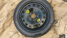 Bmw E46/E60/E90/E91/E92 17 inch space saver spare wheel, Excellent condition