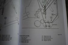 New Holland 604 634 644 664 654 Round Baler Service Workshop Manual