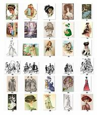 30 Personalized Return Address labels Victorian Era Buy 3 get 1 free (VE1)
