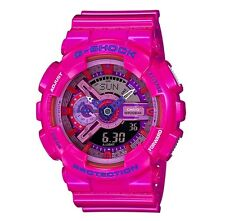 Casio G Shock * GA110MC-4A Anadigi Multi Color Dial Pink Gshock COD PayPal