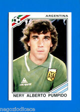 WORLD CUP STORY Panini - Figurina-Sticker n. 161 - PUMPIDO -ARG-MEXICO 86-New