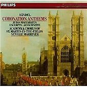 HANDEL - CORONATION ANTHEMS - ACADEMY OF ST-MARTIN-IN-THE- FIELDS