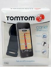 NEW iPod Touch 3rd/2nd/1st GPS Navigation Car Kit TomTom Mount Dock window 3G 2G