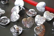 6 Entrepiezas cuero regaliz Zamak, abalorios,bisuteria, Beads, Chapelet, Perlen