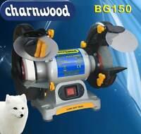"""Charnwood 6"""" (150mm) Bench Grinder Sharpener"""