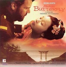 Puccini: Madama Butterfly (Highlights) by Original Soundtrack (CD, Apr-1996 Sony