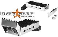 Blingstar Notorious Foot Peg Suzuki LT-R450 LTR450 LT450R LTR 450 2006 - 2009
