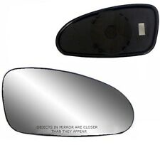 2000-2007 Chevrolet Monte Carlo Passenger Side No-heat Mirror Glass w/Backing