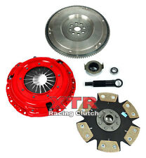 XTR STAGE 4 CLUTCH KIT+HD FLYWHEEL for INTEGRA B18 CIVIC Si DEL SOL B16 VTEC