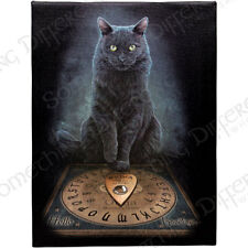 Fantasy Gothic Art Canvas Wall Plaque~His Masters Voice~by Lisa Parker~uk seller