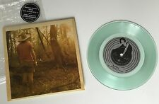 "MANCHESTER ORCHESTRA / ANNUALS - Split 7"" LIMITED CLEAR VINYL  Andy Hull Thrice"