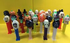 30 Halloween Pez Dispensers - Pumpkin Witch Skeleton Ghost + Glow in the Dark