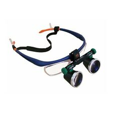 2.5X Medical Loupe Surgical Binocular Loupes Dental Magnifying Glass 420mm/330mm