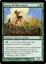 MTG Magic THS - (4x) Satyr Piper/Joueur de flûte satyre, French/VF