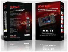 iCarsoft Official MERCEDES BENZ MBII MB II SPRINTER Scanner Tool MB2 2nd Gen