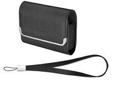 Samsung Leder Kameratasche CC9S60BB  Tasche in schwarz Neu