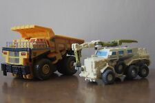 Transformers HFTD Voyager Class Payload + Deluxe Class Bonecrusher