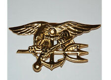 US Army Navy Seals Badge Hat pin  Insignia Visor Hat Marines USMC WK2 WKII WW2 3