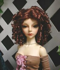 "Monique Gold Wig ""Tori"" Size 5/6 in Chocolate Red"