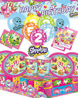 Ultimate Shopkins Party Kit For 16 Girls Birthday Party Supplies Decorations