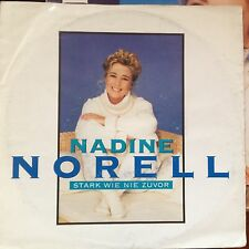 7'Nadine Norell(Norelle)  >Stark wie nie zuvor/Es gibt ein Irgendwann<  1994!!