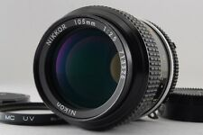 【Exc+++++】Nikon Ai Nikkor 105mm f/2.5 Manual Foucus Telephoto Lens From Japan78