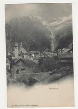 Switzerland, Goschenen Early UB Postcard, B346