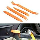 4pcs Car Radio Door Clip Panel Trim Dash Audio Removal Pry Tool Kit Plastic