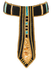 Egipcio cinturón Fancy Dress Cleopatra Diosa Faraón Egipto Antiguo Accesorio Nuevo