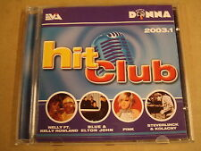 CD RADIO DONNA / HITCLUB 2003.1