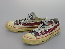 New Men's Converse Chuck Taylor AS RUMMAGE OF STARS & BARS Shoes Size US 3 1V831