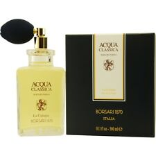 Acqua Classica Borsari by Borsari Eau de Cologne With Atomizer 10 oz