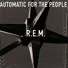 Automatic for the People - R.E.M. (CD, 1992, UMG)