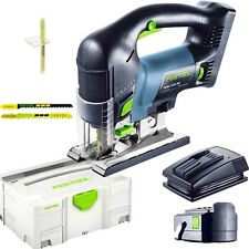 CORDLESS JIGSAW FESTOOL CARVEX PSBC 420 EB Li-18 PLUS 201380  festo power tool