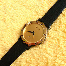 Gucci 3200M Men's or Women's 18 KGP Watch in EUC