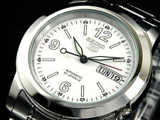 Seiko 5 Automatic Mens Watch See Through Back SNKE57K1 UK Seller