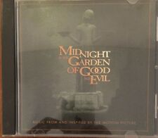 Midnight in the Garden of Good & Evil by Various Artists OST (CD, 1997)